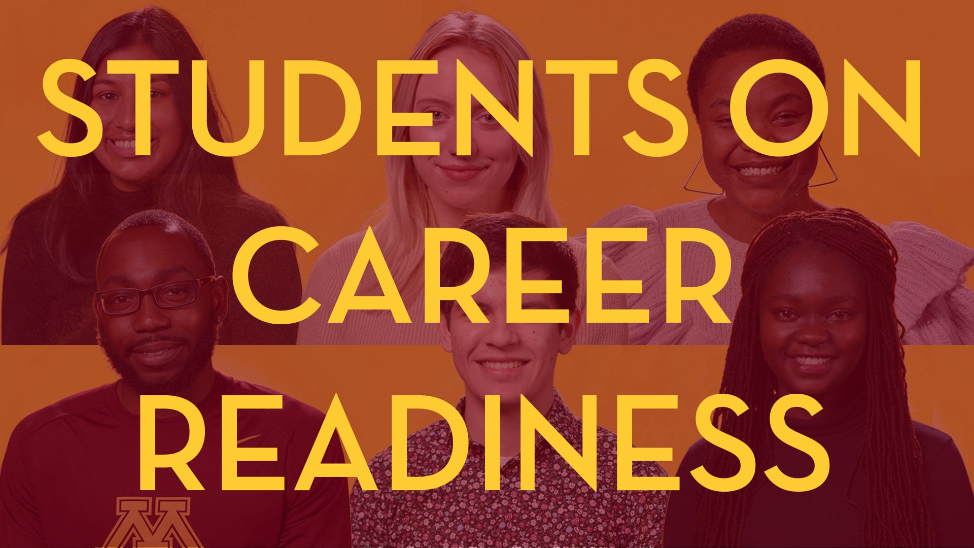 Students on Career Readiness